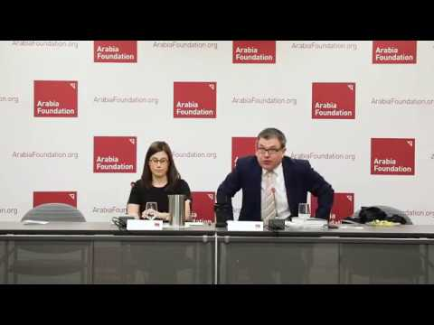 Video: Arabia Foundation's book launch event for SAUDI INC.