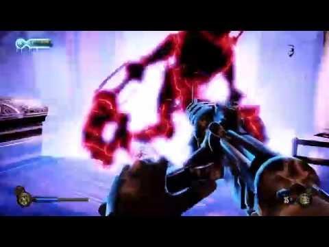 BioShock Infinite 1999 mode: Second (2nd) Handyman fight  