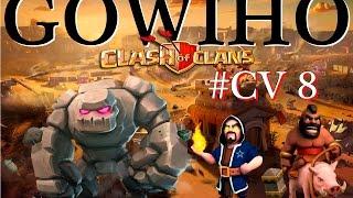 Clash of Clans - PT EM CV8 COM GOWIHO SEM POÇÃO DE CURA - Clan - ULTIMATE WAR