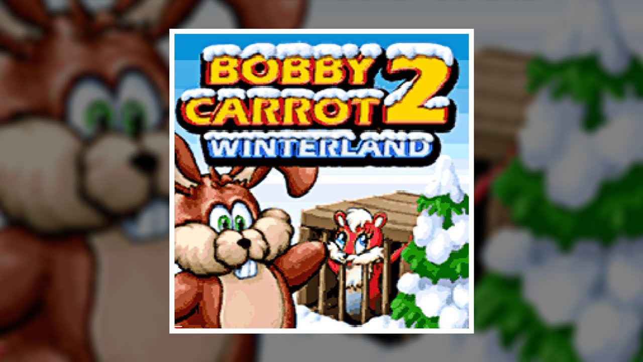 Download Bobby Carrot 2: Winterland | Java Game OST