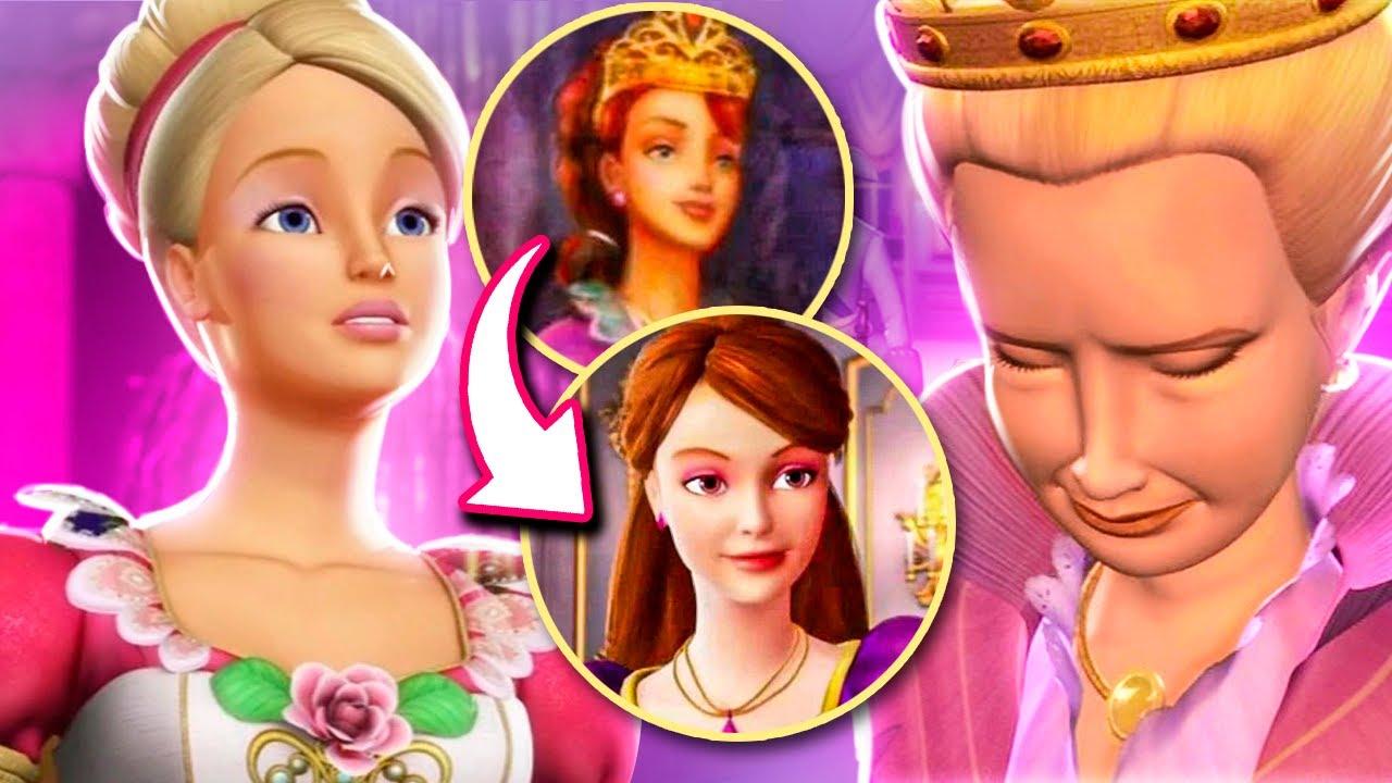 MEGA TEORIA BARBIE: TUDO ESTÁ CONECTADO! 🤯 | Teoria Universo Barbie P.1