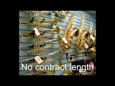 Island Music Company Band Instrument Rental