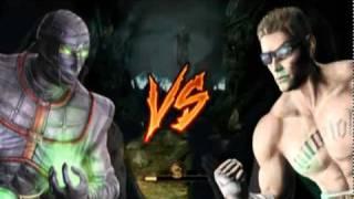 Mortal Kombat 9 Todos Os Personagens