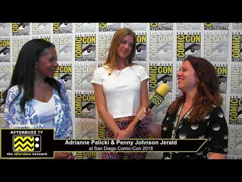 Adrianne Palicki & Penny Johnson Jerald The Orville  San Diego ComicCon 2018
