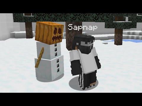The Evil Snowman...