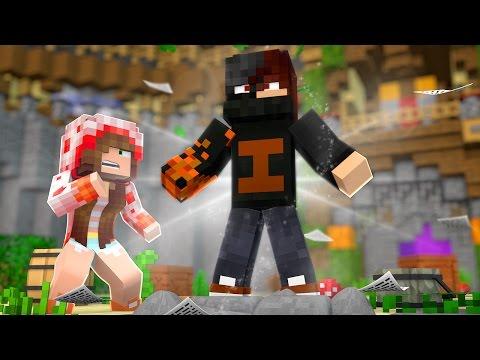 Minecraft: TROCA - MINHA NOVA SKIN !‹ Ine ›