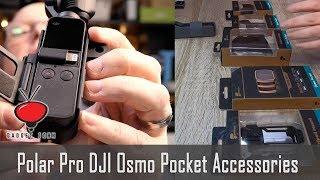 Polar Pro Accessories for DJI Osmo Pocket