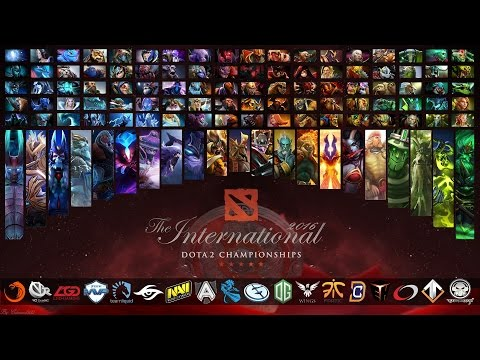 "The International 2016 ""Recall how it was"" @All days recap (group & playoff) #TI6 #TI2016 #AfterGame"