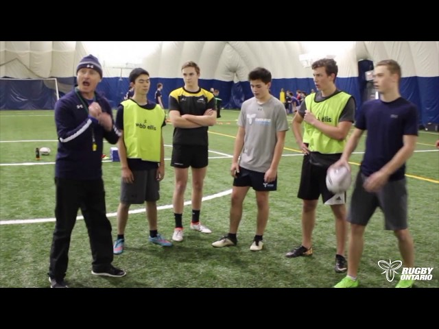 Rugby Ontario's Coaching Corner - Coaching Through Games | Ruck Touch