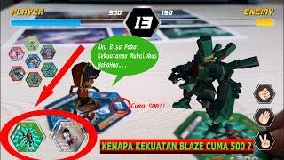 Woww!! BOBOIBOY SUPER BLAZE bisa pakai Support Card Musuh CHOKI CHOKI AR BOBOIBOY KUASA 7 Terbaru #7