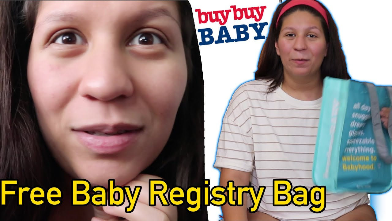 HOW TO GET YOU FREE BUY BUY BABY GIFTS! | Free Baby ...