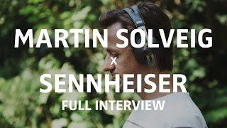 Martin Solveig x Sennheiser – An outstanding collaboration | Sennheiser