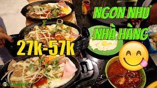 Giá lề đường mà ngon như nhà hàng 5 sao BÒ NÉ 3 NGON Hoóc Môn ngon bổ rẻ