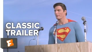 Superman IV: The Quest for Peace (1987) Official Trailer - Christopher Reeve Movie HD