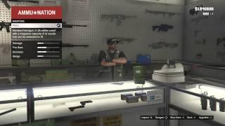 GTA 5 Next Gen How To Unlock The Railgun (Story Mode)