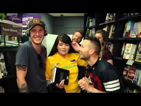 Thumbnail: Dan Carter's Book Signing | Jono and Ben