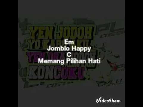 Gamma   Jomblo Happy(With Lyrics & Chord)