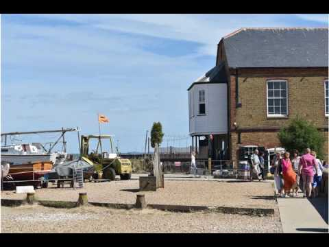 Seasalter to Swalecliffe: A walk along Whitstable Beach