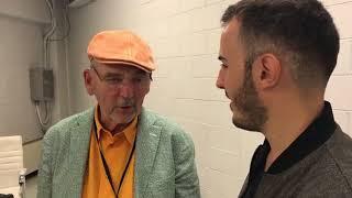 Jim Beach, Queen Manager, talks about Bohemian Rhapsody movie, Milan