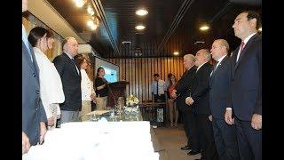 Gobernador, Vicegobernador y legisladores recibieron su diploma