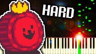 CHECKER DANCE from DELTARUNE - Piano Tutorial
