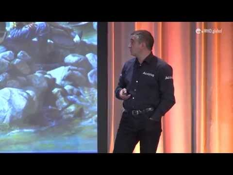 WHD.usa 2015 - Serguei Beloussov - Grow Your Business Faster with Acronis Cloud Solutions