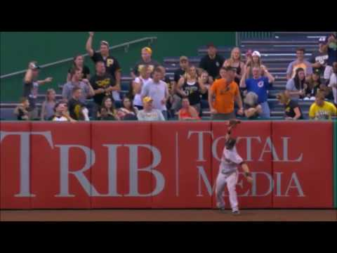 Pittsburgh Pirates 2016 1st Half Highlights