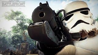Stealth in Star Wars Battlefront 2