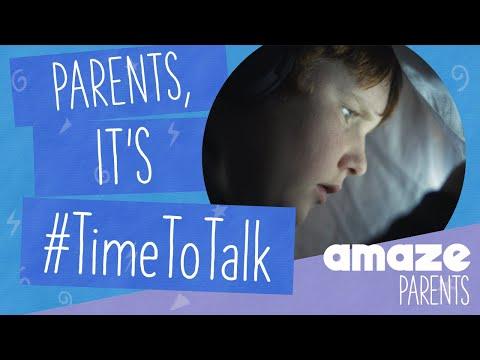 Parents, It's #TimeToTalk