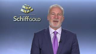 Buy Gold and Silver Now Peter Schiff's Market Forecast