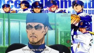 Best of Diamond no Ace #10 - Sawamura failing three times in a row