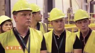 Партнеры STiS посетили завод Pilkington с экскурсией