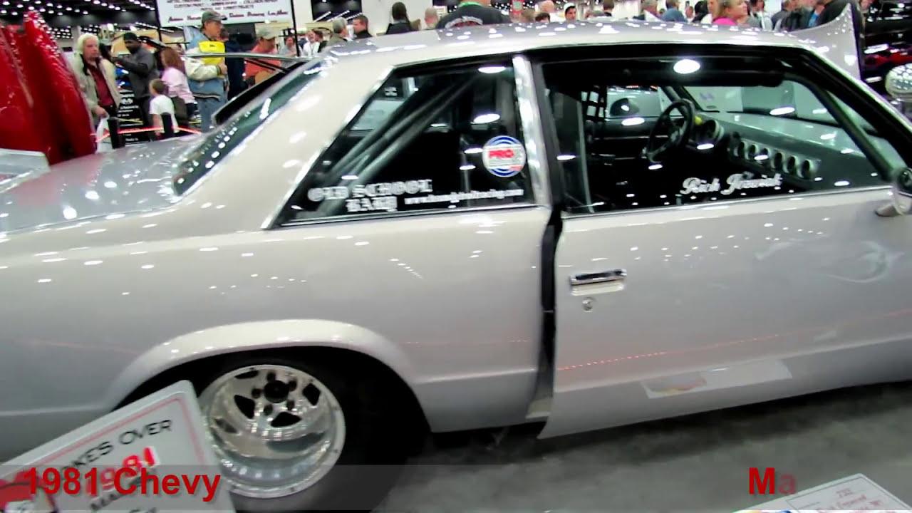 1981 Chevy Malibu Race Car - YouTube