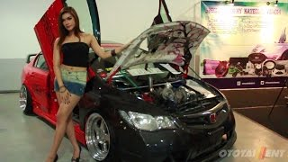 HIN Jogja 2015 - Hot Import Nights Jogjakarta Highlights by Ototaiment