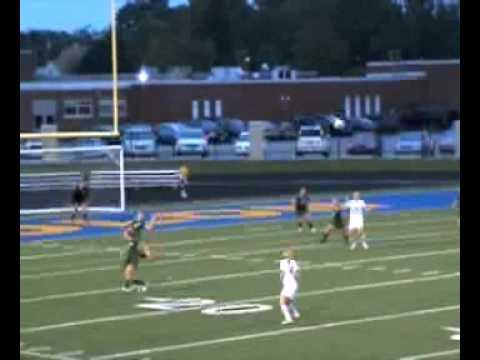 Hannah solon soccer goal