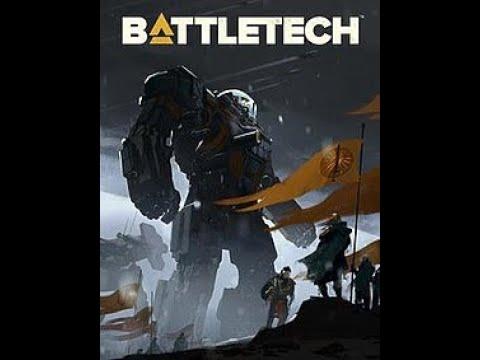 HBS Battletech Steel Claw Flashpoint PT 1  
