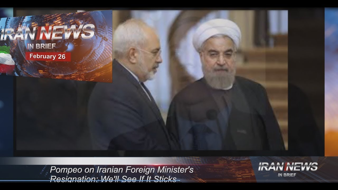 Iran news in brief, February 26, 2019