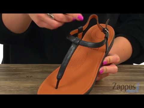 FitFlop Tia Toe Thong Sandals SKU: 9020292