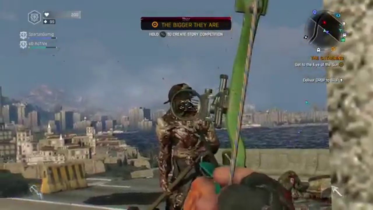 Dying Light Following Freaks Of Nature