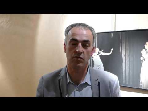 Vins et Poésie Angers - Interview de Sylvain Brault