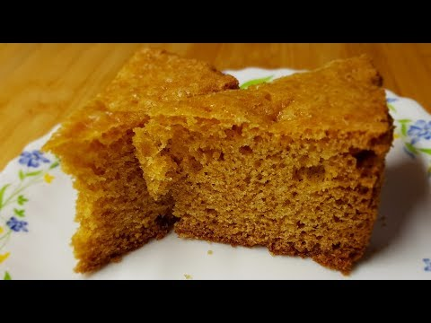 Cake Without Oven - Easy Cake Recipe - Cake Recipe Without Oven ||James & Nitha's World||Episode-004