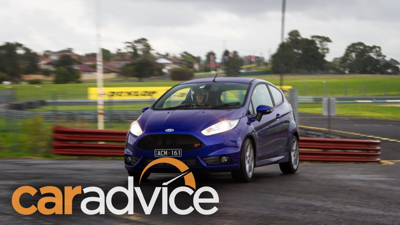 Excellent 2015 Ford Fiesta ST Track Day Review  Sandown Raceway