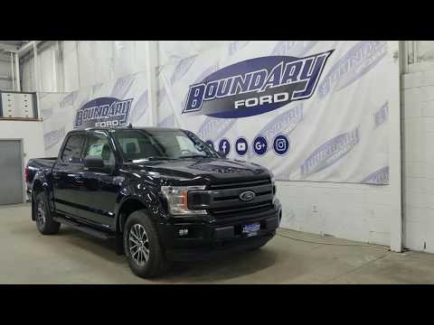 2020 Ford F-150 XLT 302A W/ 3.5L EcoBoost Pano Roof, Heated Seats Overview | Boundary Ford 20T001