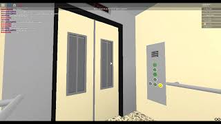 IFE traction Elevator Blk 62 Spture Town Rd Roblox
