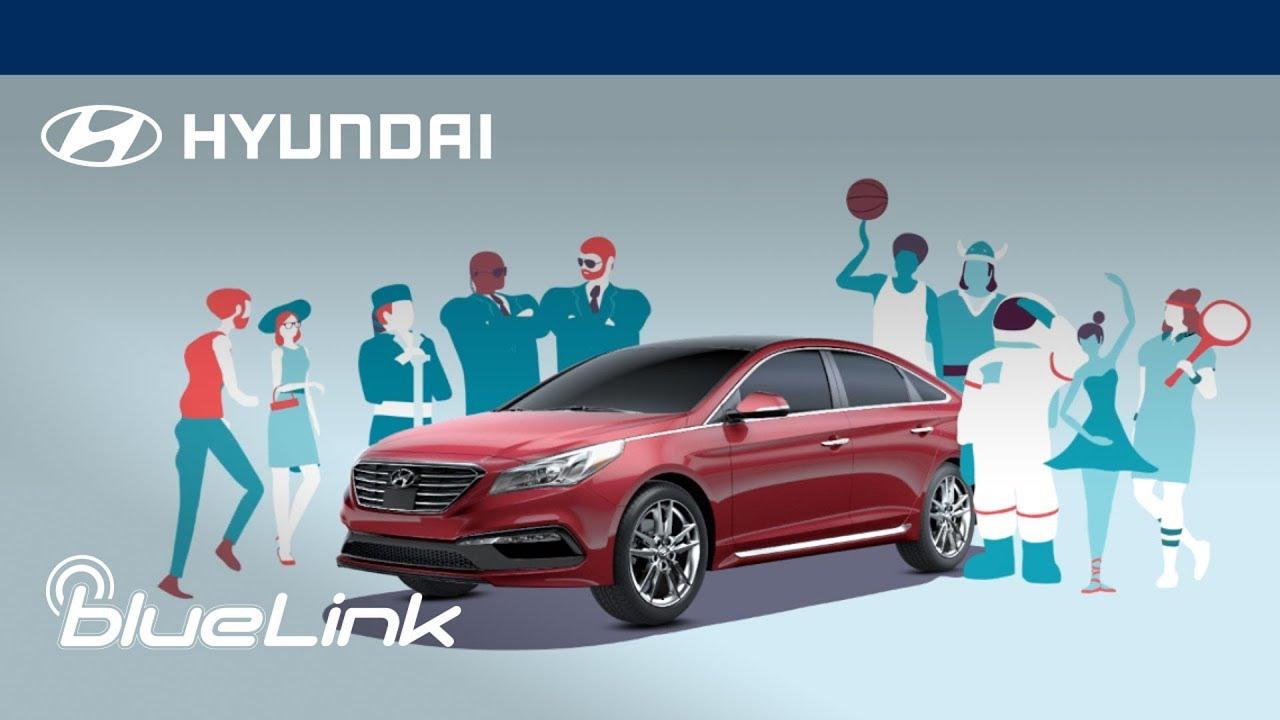 Blue Link Technology | Hub Hyundai of Houston