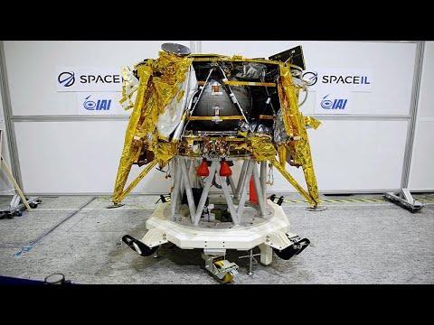 شاهد: إسرائيل سترسل مركبة فضائية إلى القمر  - نشر قبل 16 ساعة
