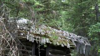 Bc Ghost Towns,  Just The Cabins From Bcghosttowns