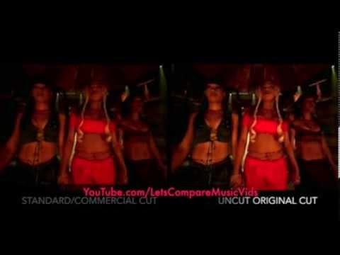 TLC - Unpretty [Comparison Video]