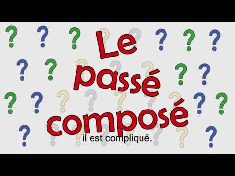 Ma Journée (Le Passé Composé) - Alain LeLait