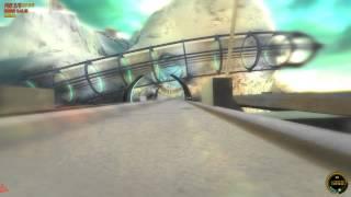 Powerdrome PC Gameplay Demo High Speed Racing
